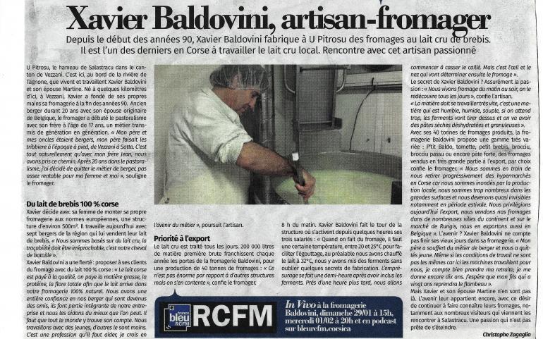 Invivo sur RCFM avec Christophe ZAGALIA